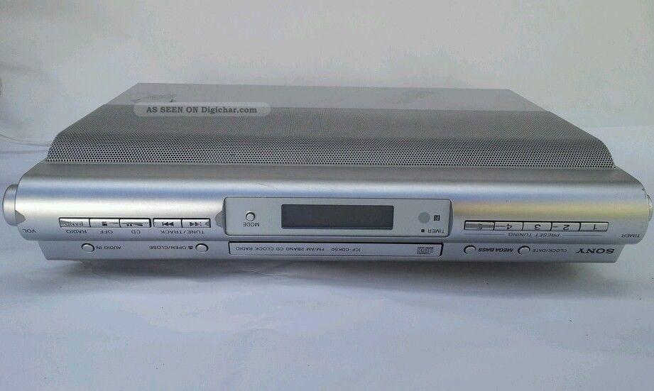 Kitchen cd player under cabinet Photo - 7