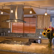 Kitchen ceiling lighting fixtures Photo - 1