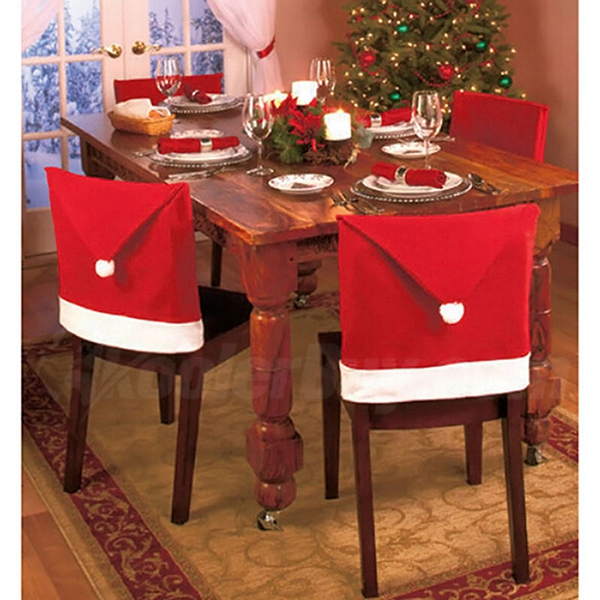 Kitchen chair back covers Photo - 10