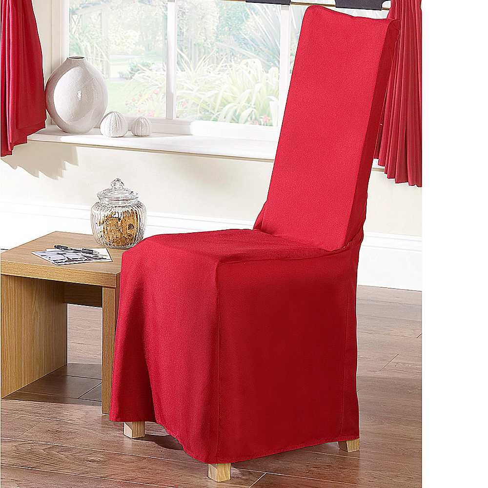 Kitchen chair covers Photo - 6