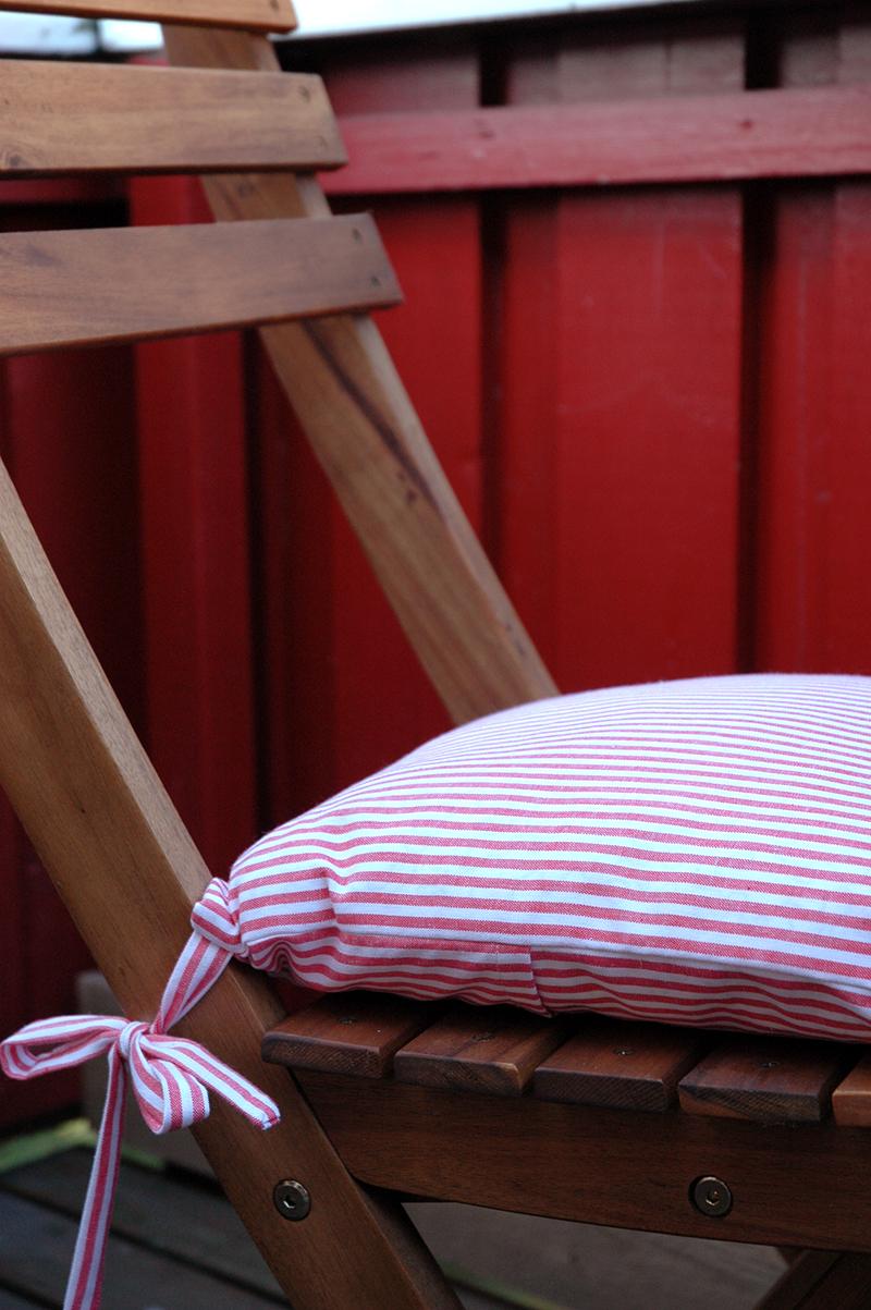 Kitchen chair cushion covers Photo - 5