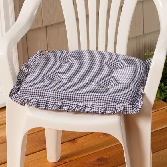 Kitchen chair cushions non slip Photo - 9
