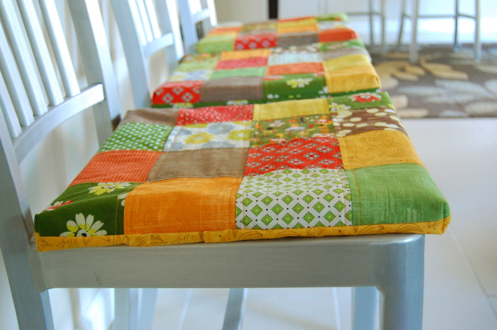 Kitchen Chair Cushions Non Slip Photo 9 Kitchen Ideas