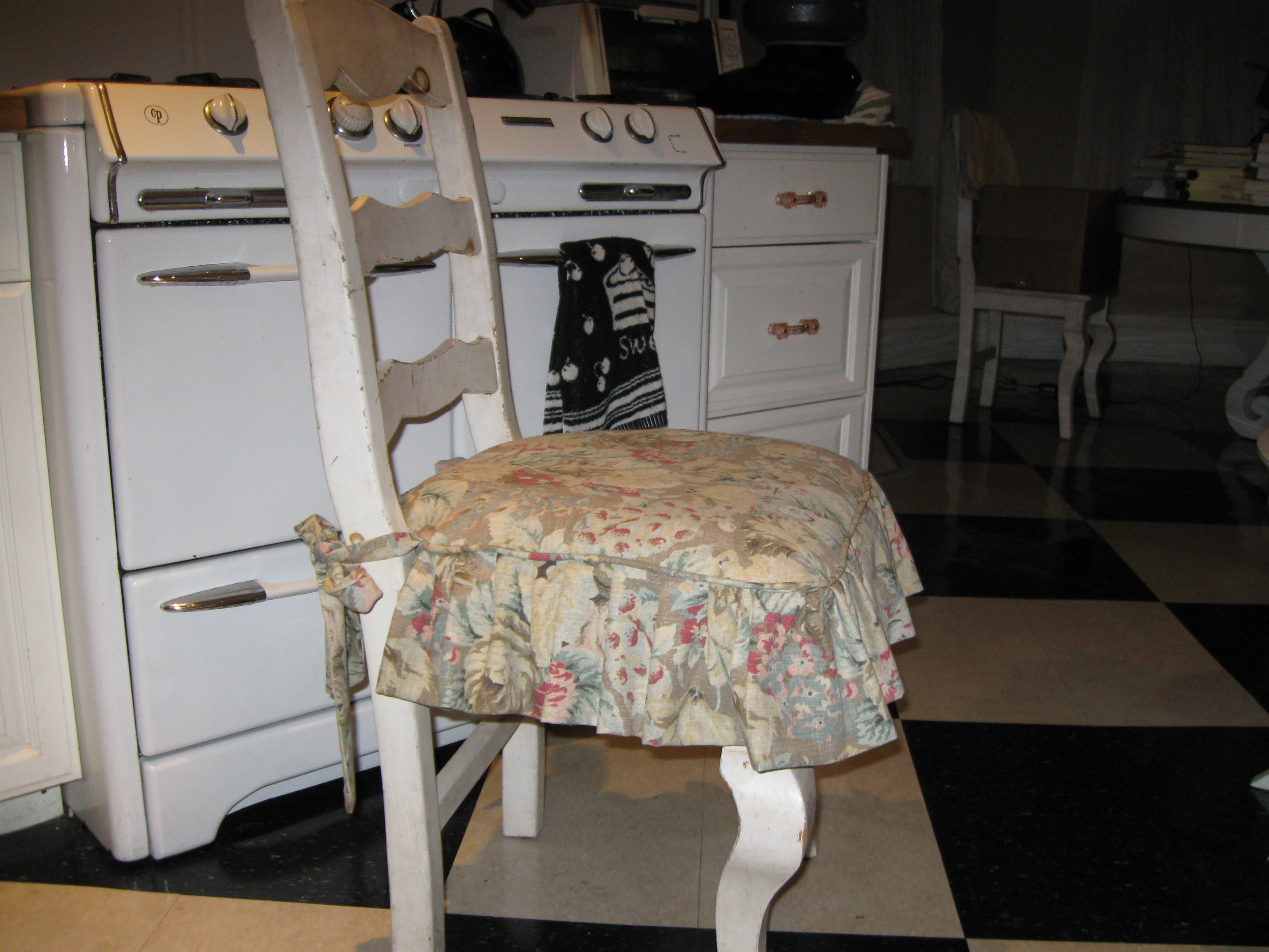Kitchen chair pillows Photo - 1