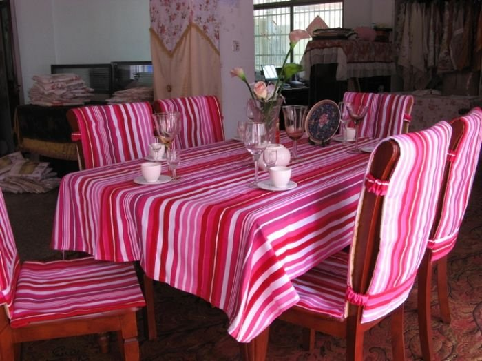 Kitchen chair seat covers Photo - 2