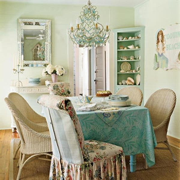 Kitchen chair slipcovers Photo - 1