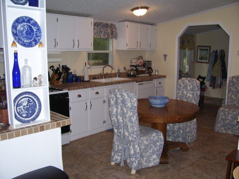 Kitchen chair slipcovers Photo - 3