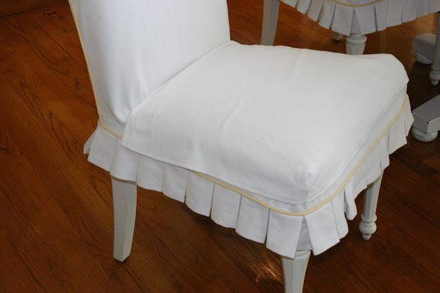 Kitchen chair slipcovers Photo - 7