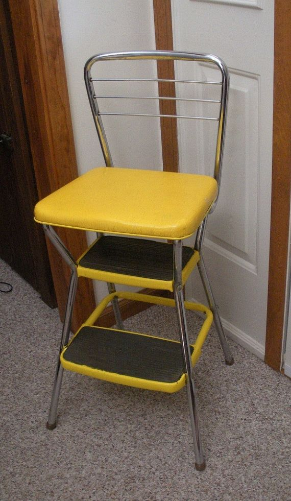 Kitchen chair step stool Photo - 11
