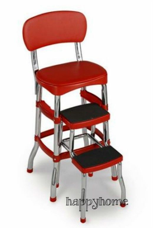 Kitchen chair step stool Photo - 12