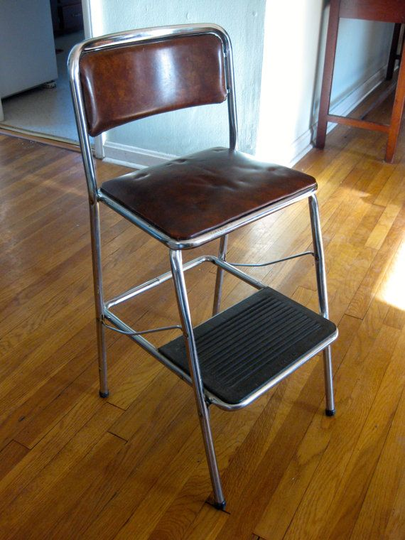 Kitchen chair step stool Photo - 7
