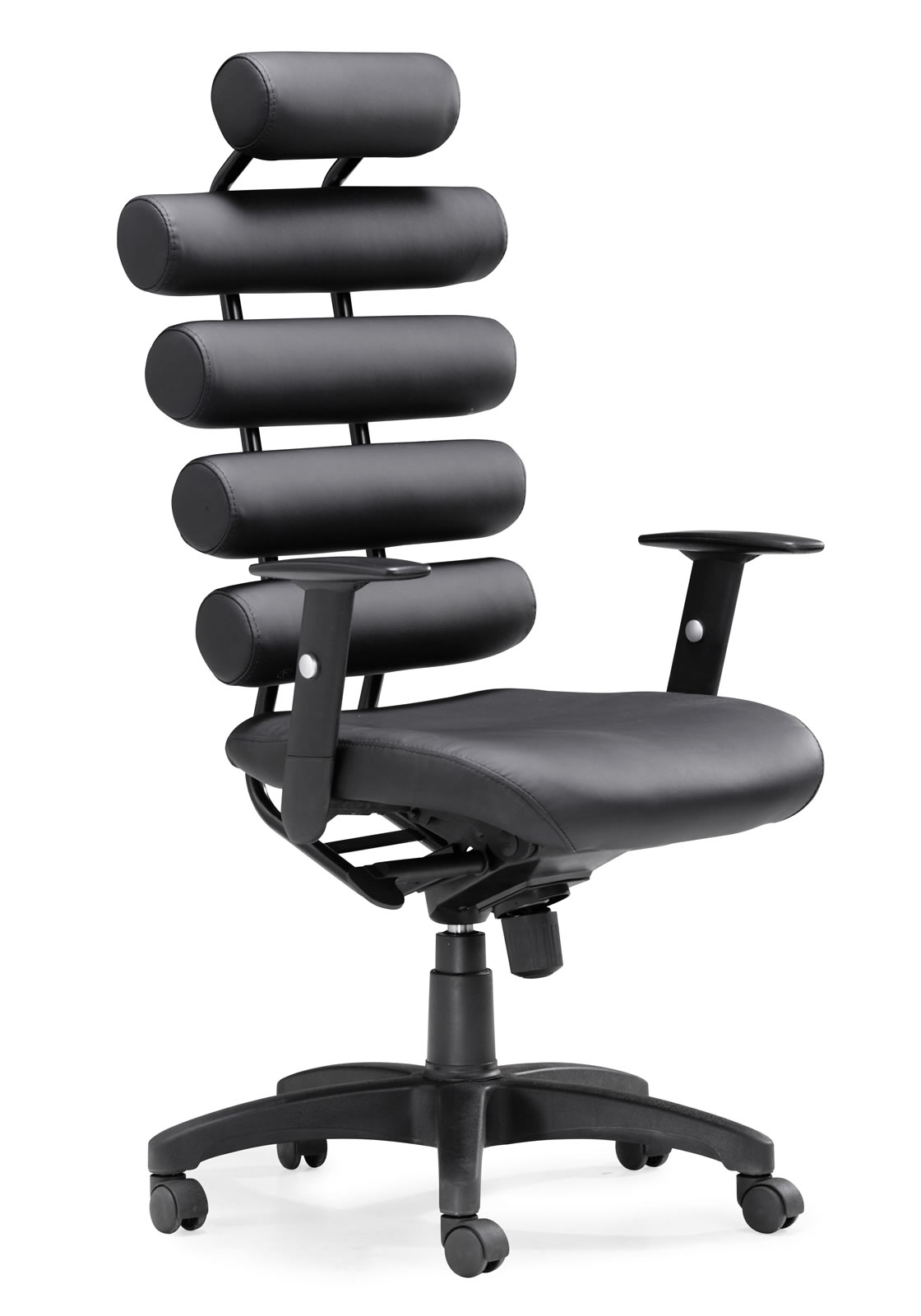 Kitchen chairs black Photo - 5