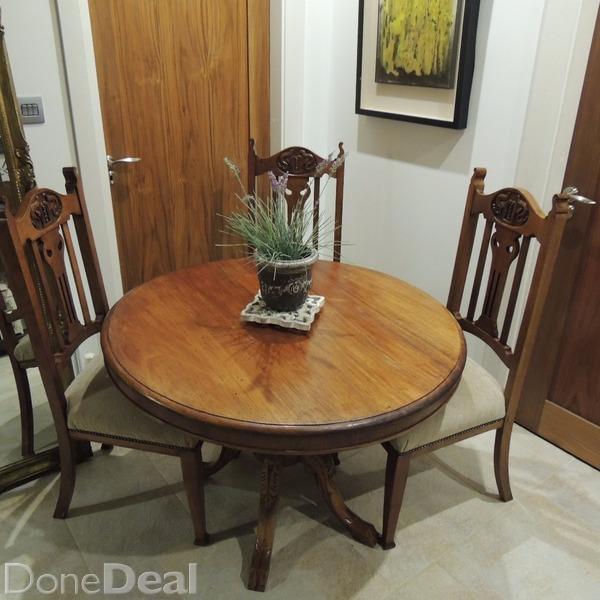 Kitchen chairs oak Photo - 11