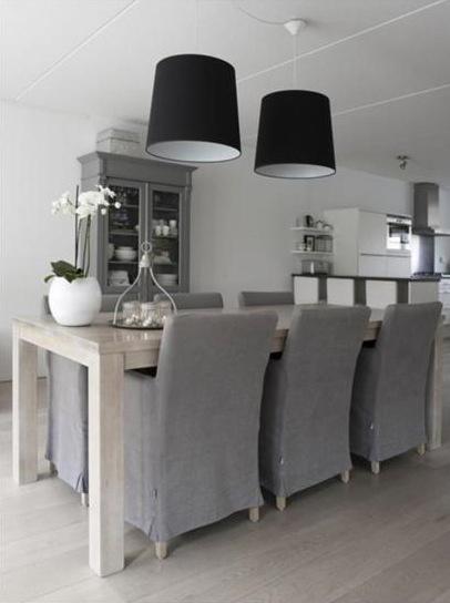 Kitchen chairs oak Photo - 12
