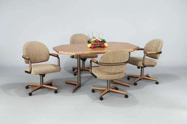 kitchen chairs wheels | kitchen ideas