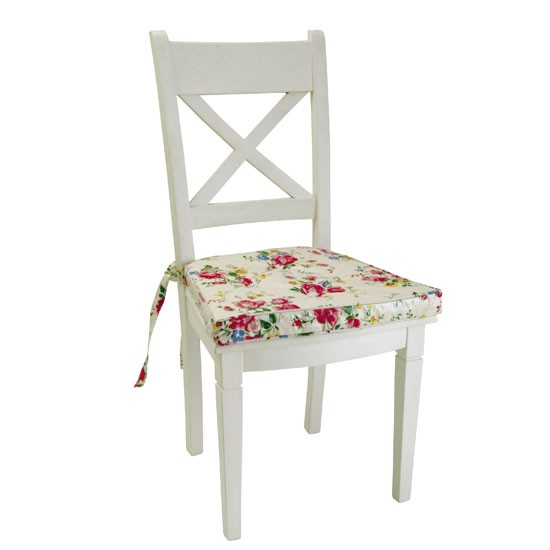Kitchen chairs with cushions Photo - 2