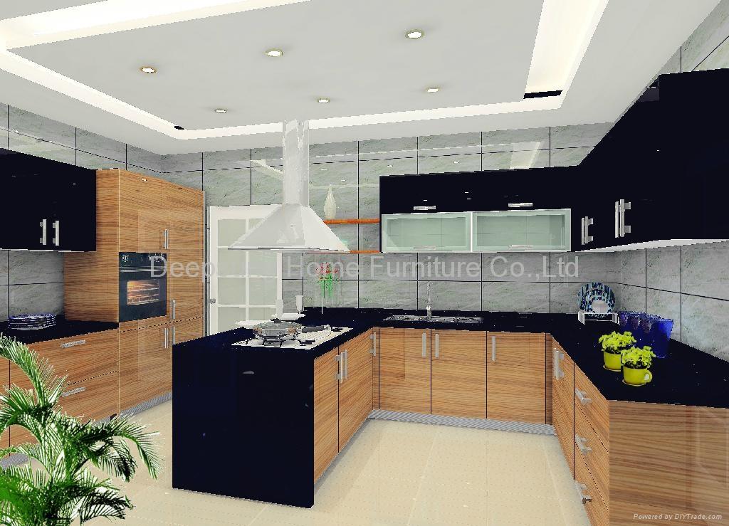 Kitchen china cabinet Photo - 10