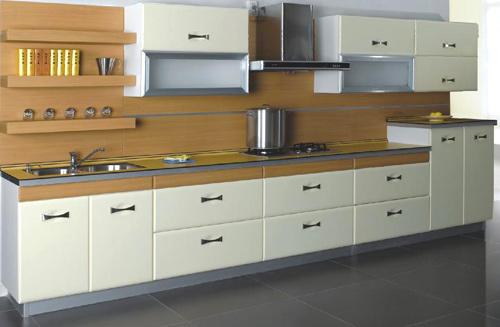 Kitchen china cabinet Photo - 5