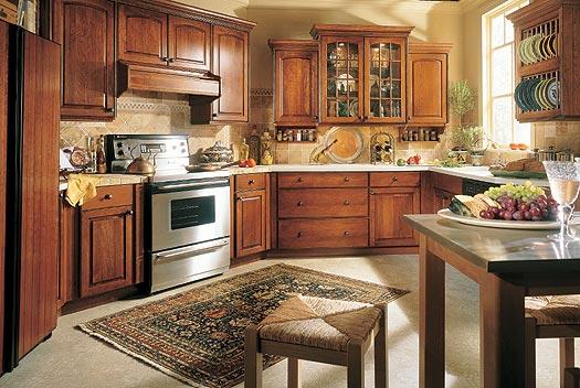 Kitchen china cabinet Photo - 7