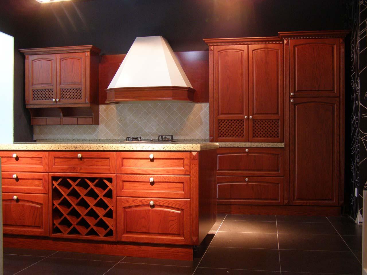 Kitchen china cabinet Photo - 8