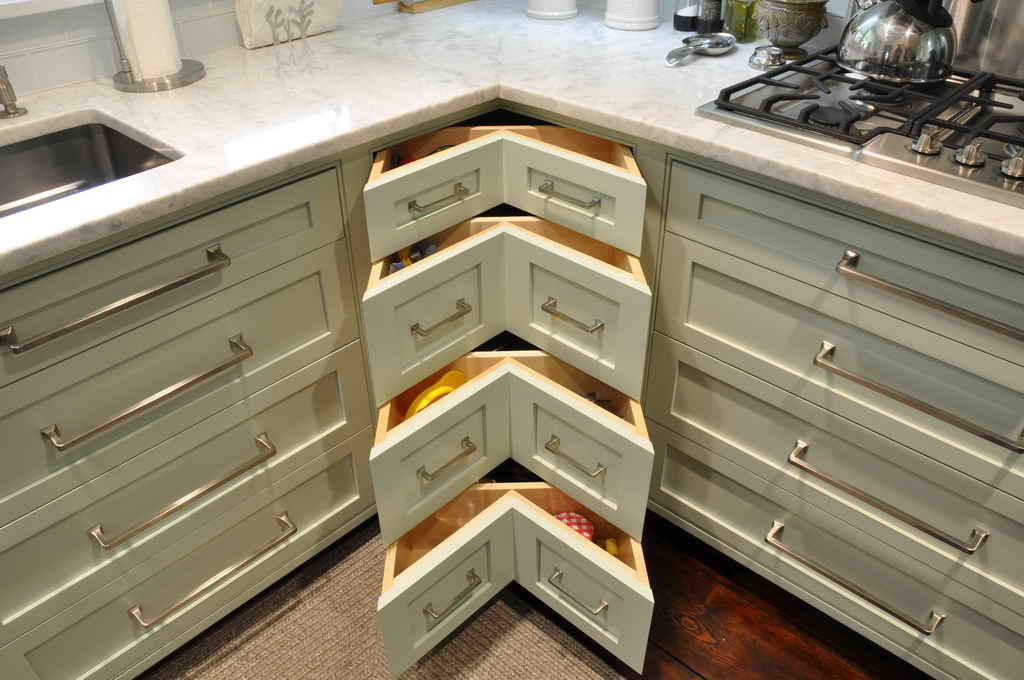 Kitchen corner bench with storage – Kitchen ideas