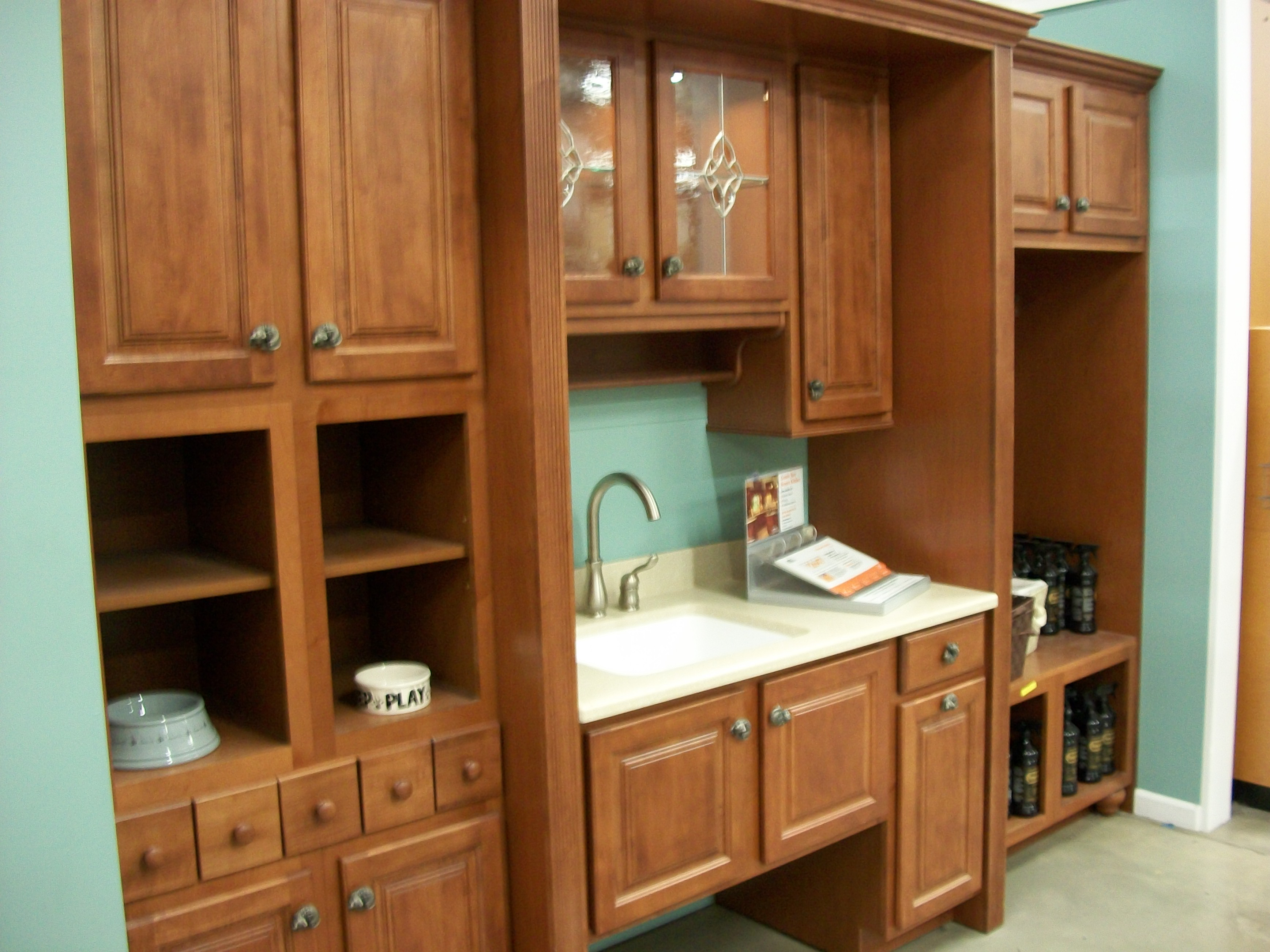 Kitchen corner cabinet Photo - 8