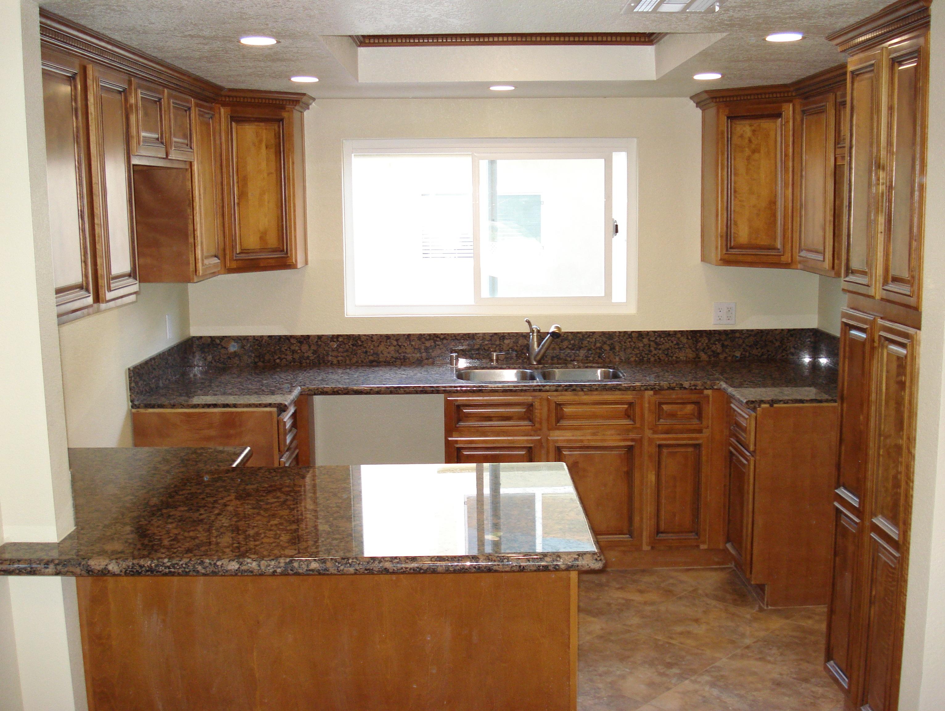 Kitchen corner pantry cabinet Photo - 4