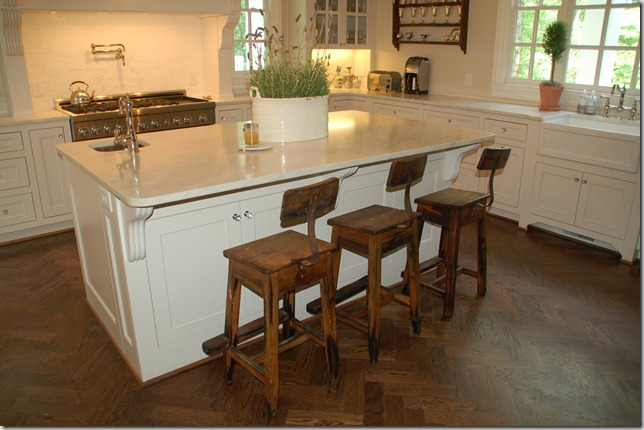 Kitchen counter bar stools Photo - 9