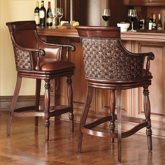 Kitchen counter bar stools Photo - 12