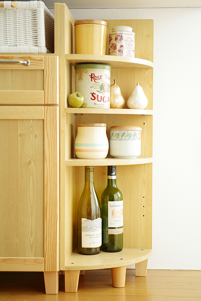 Delicieux Kitchen Counter Corner Shelf Photo U2013 12