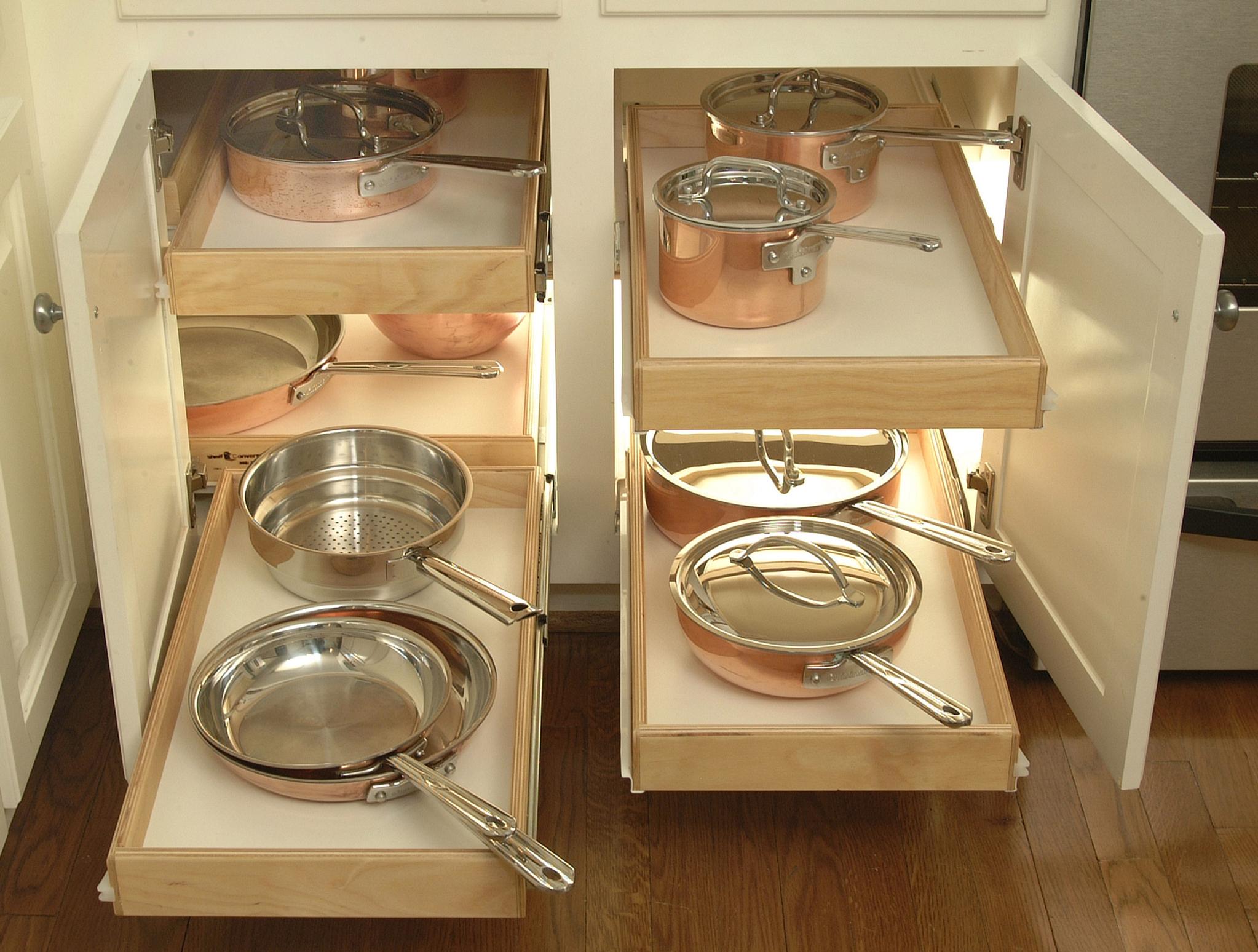 Kitchen counter organizer shelf – Kitchen ideas