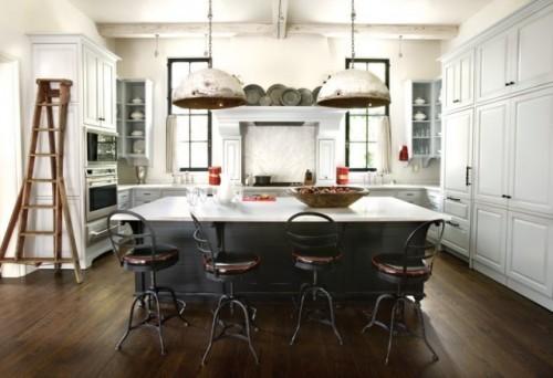 Kitchen counter stool height Photo - 11