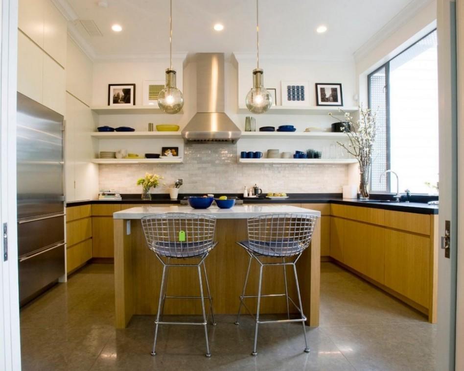 Kitchen counter stools swivel Photo - 7