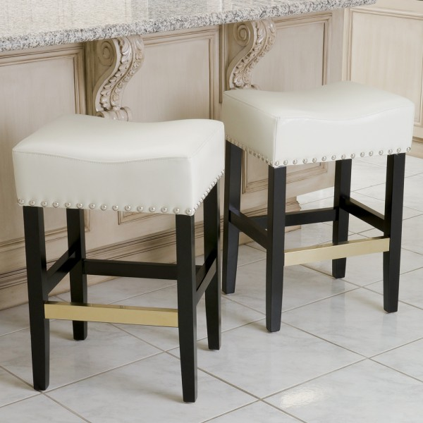 Kitchen counter stools with backs Photo - 7
