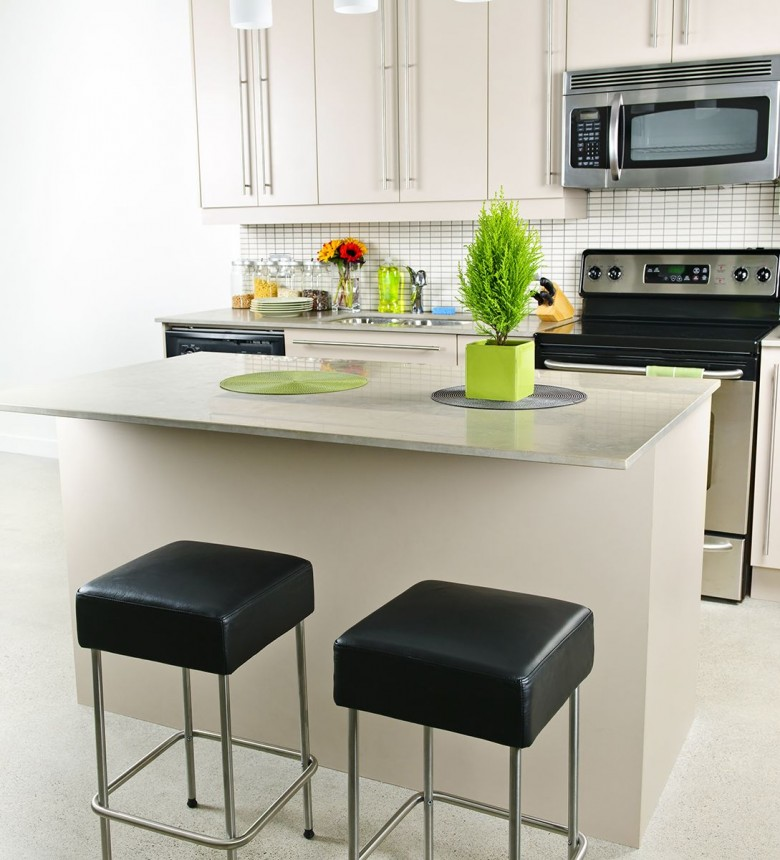 Kitchen countertop height Photo - 12