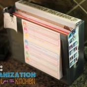 Kitchen countertop organization Photo - 1