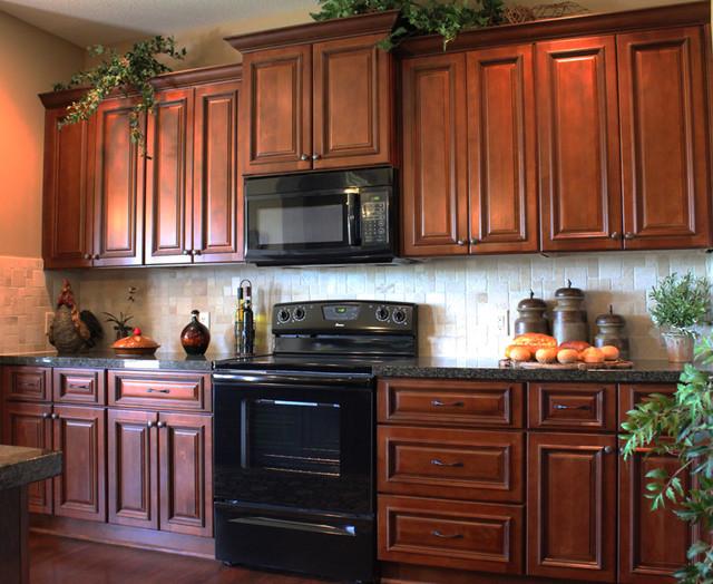 Kitchen countertop organization Photo - 3