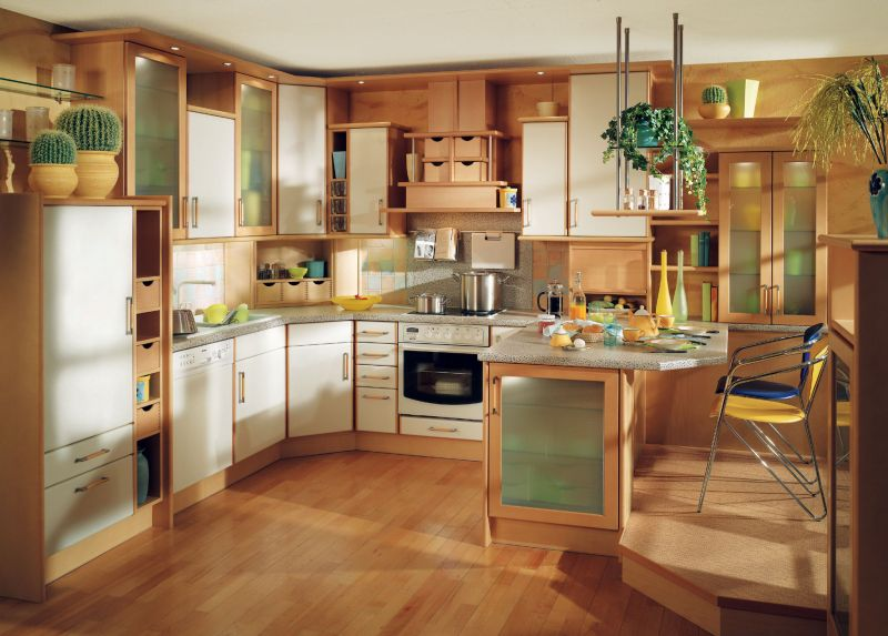 Kitchen countertop organization Photo - 6