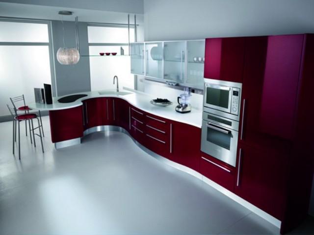 Kitchen countertop organization Photo - 8