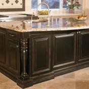 Kitchen countertop shelf Photo - 1