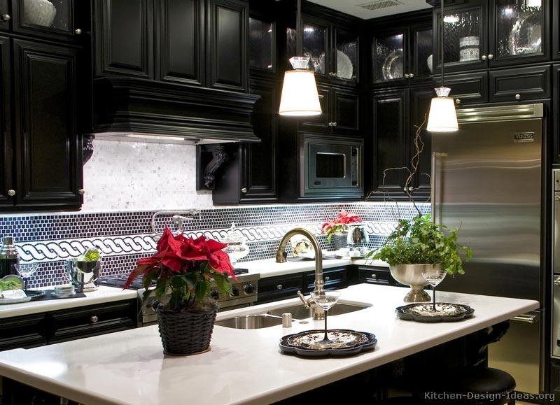Kitchen countertop shelves Photo - 12