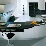 Kitchen countertop storage Photo - 1