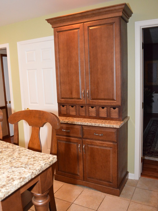 Kitchen countertop storage Photo - 10