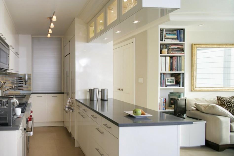 Kitchen countertop storage Photo - 12