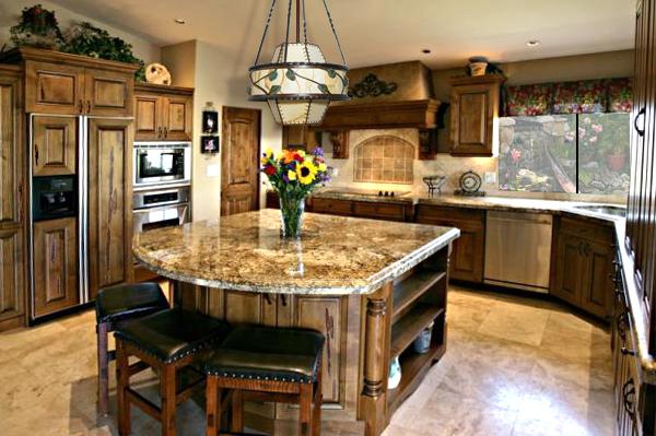 Kitchen countertop storage Photo - 4