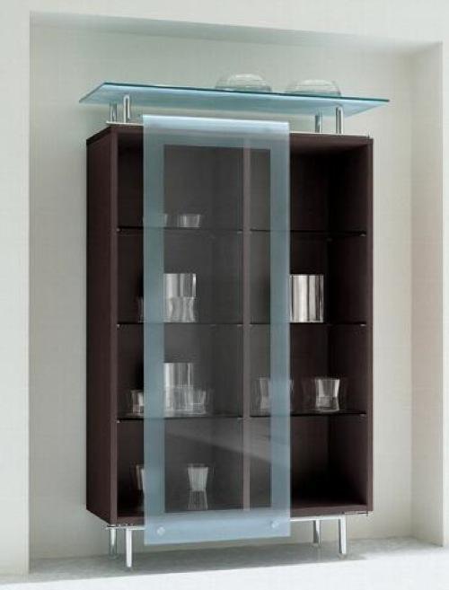 Kitchen curio cabinet Photo - 1