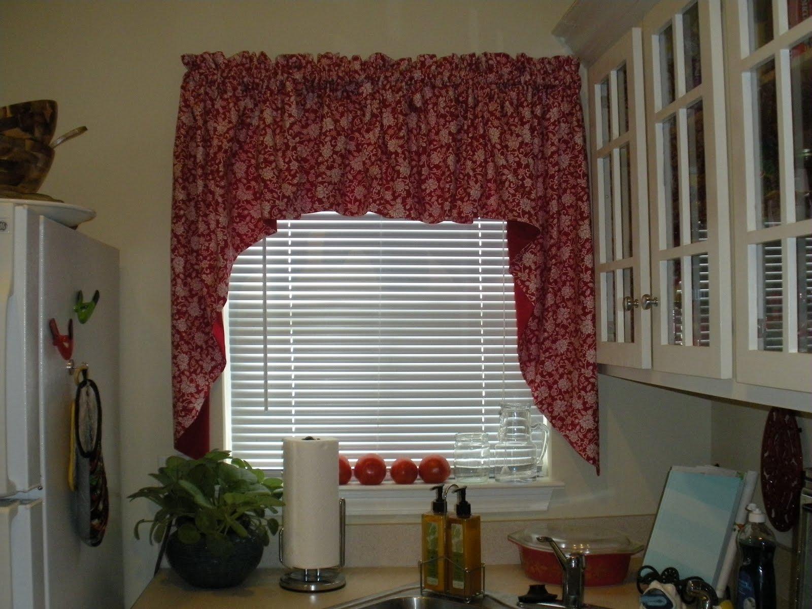 Kitchen curtains target kitchen ideas - Target kitchen curtains ...