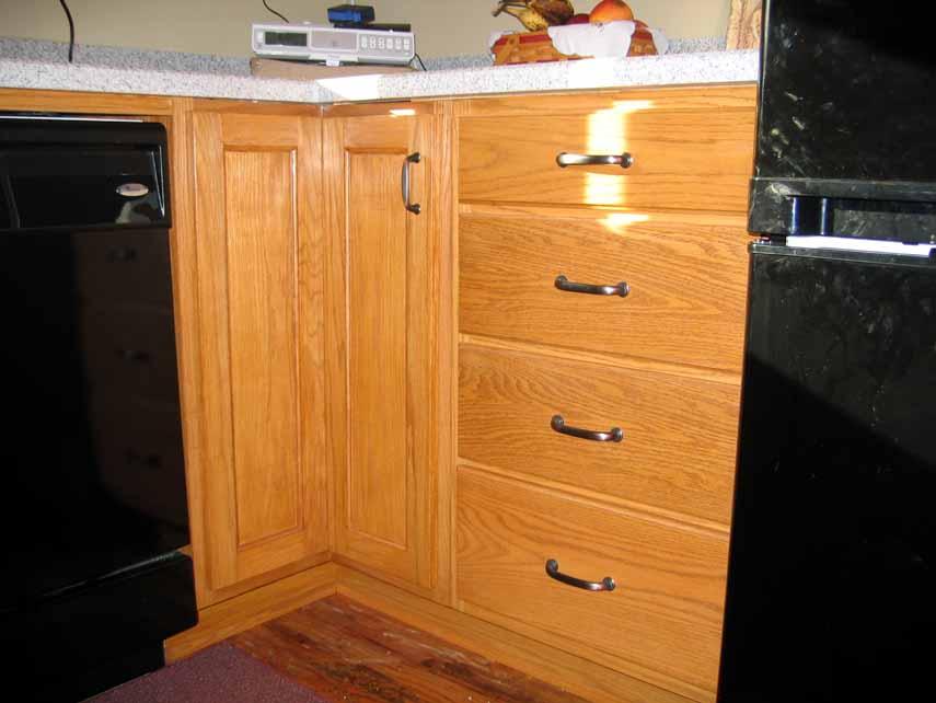 Kitchen drawer cabinets Photo - 10
