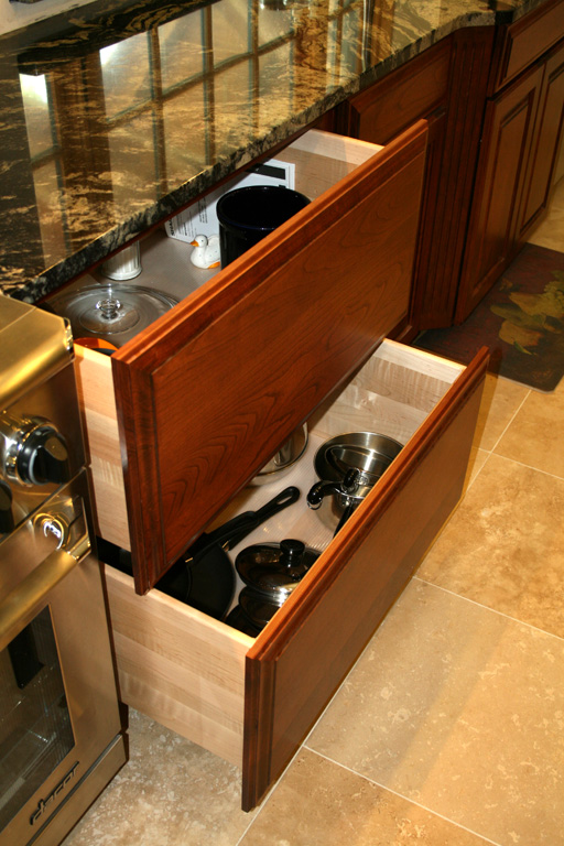 Kitchen drawer cabinets Photo - 3