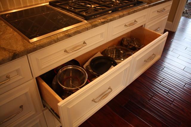 Kitchen drawer cabinets Photo - 4